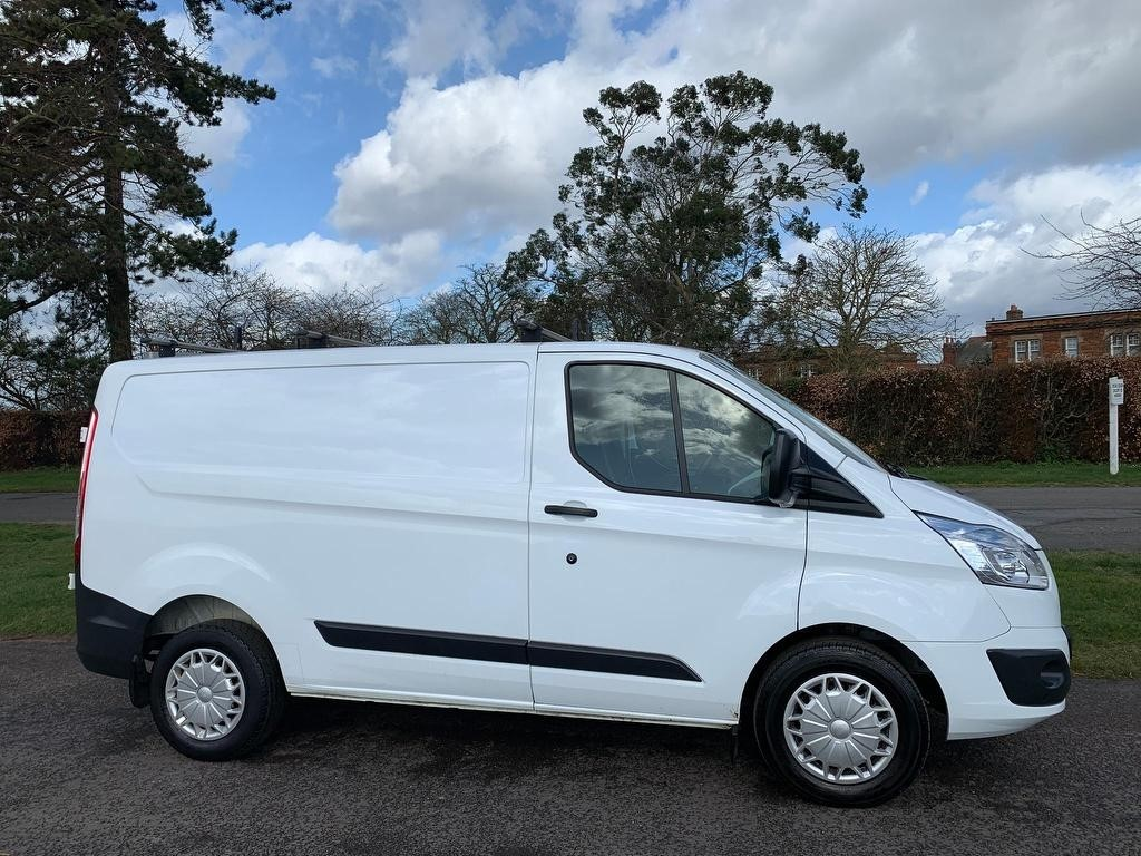 used Ford Transit Custom TDCi 330 L1H1 Trend Panel Van 5dr in newmarket-suffolk