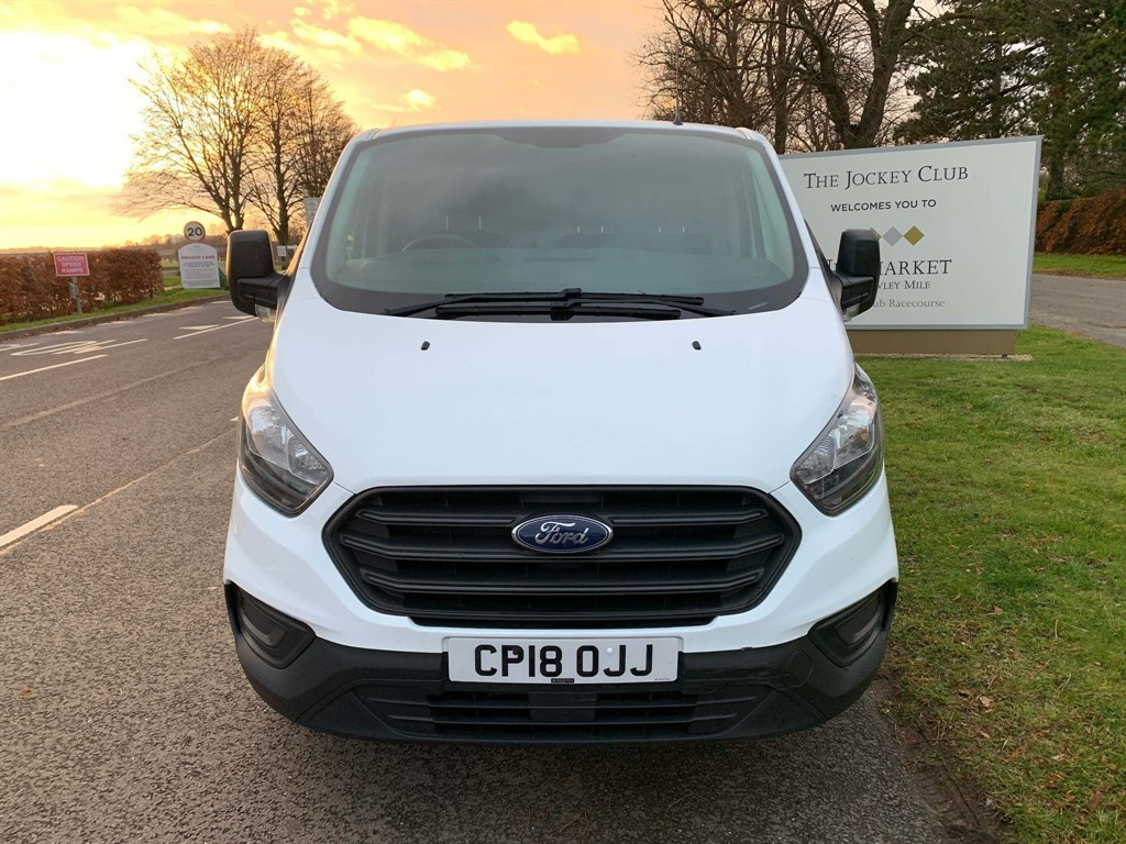 used Ford Transit Custom TDCi 280 L1H1 5dr (EU6) in newmarket-suffolk