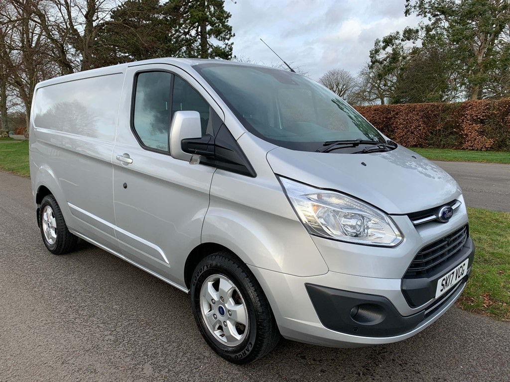 used Ford Transit Custom TDCi 270 L1H1 Limited FWD 5dr in newmarket-suffolk
