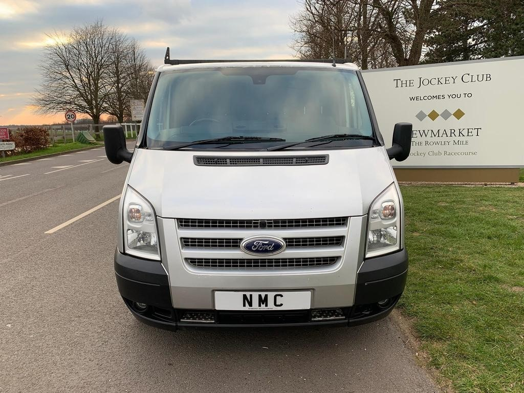 used Ford Transit TDCi 280 M Trend Low Roof Panel Van 5dr (EU5, MWB) in newmarket-suffolk