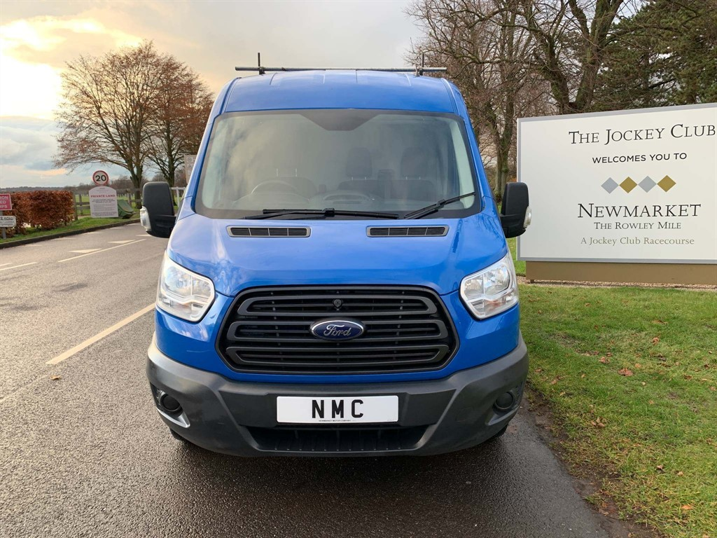 used Ford Transit TDCi 350 L3H2 RWD 5dr in newmarket-suffolk