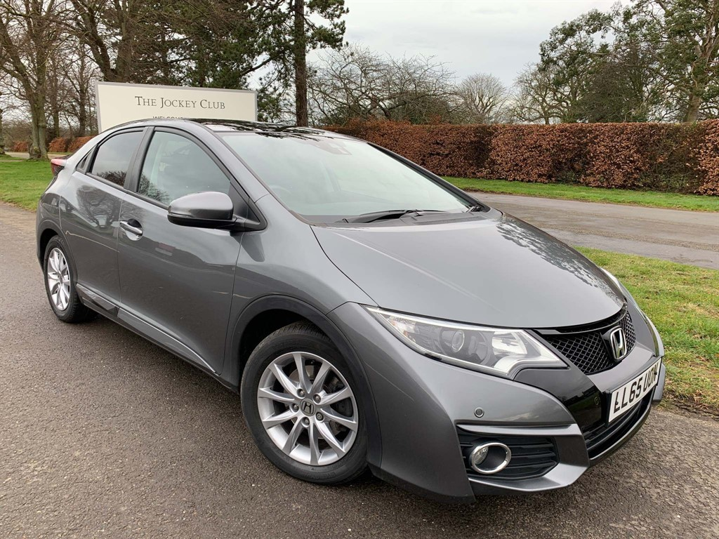 used Honda Civic i-DTEC SR (s/s) 5dr in newmarket-suffolk