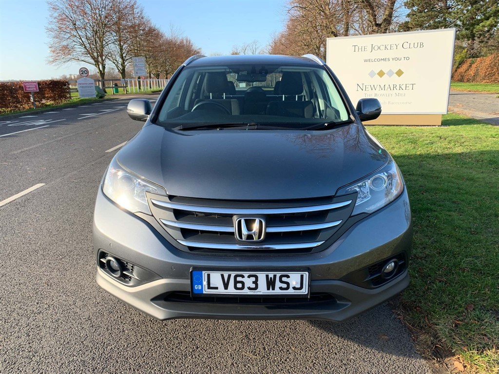 used Honda CR-V SE (dab) in newmarket-suffolk