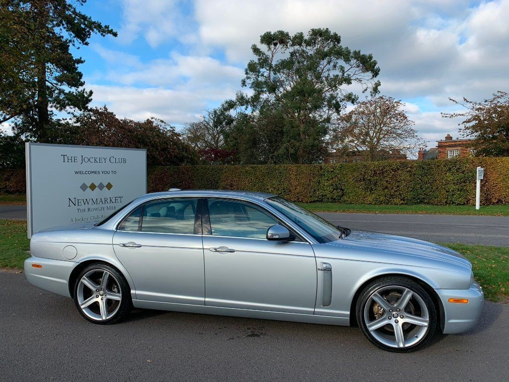 used Jaguar Sovereign XJ TDVi 4dr in newmarket-suffolk