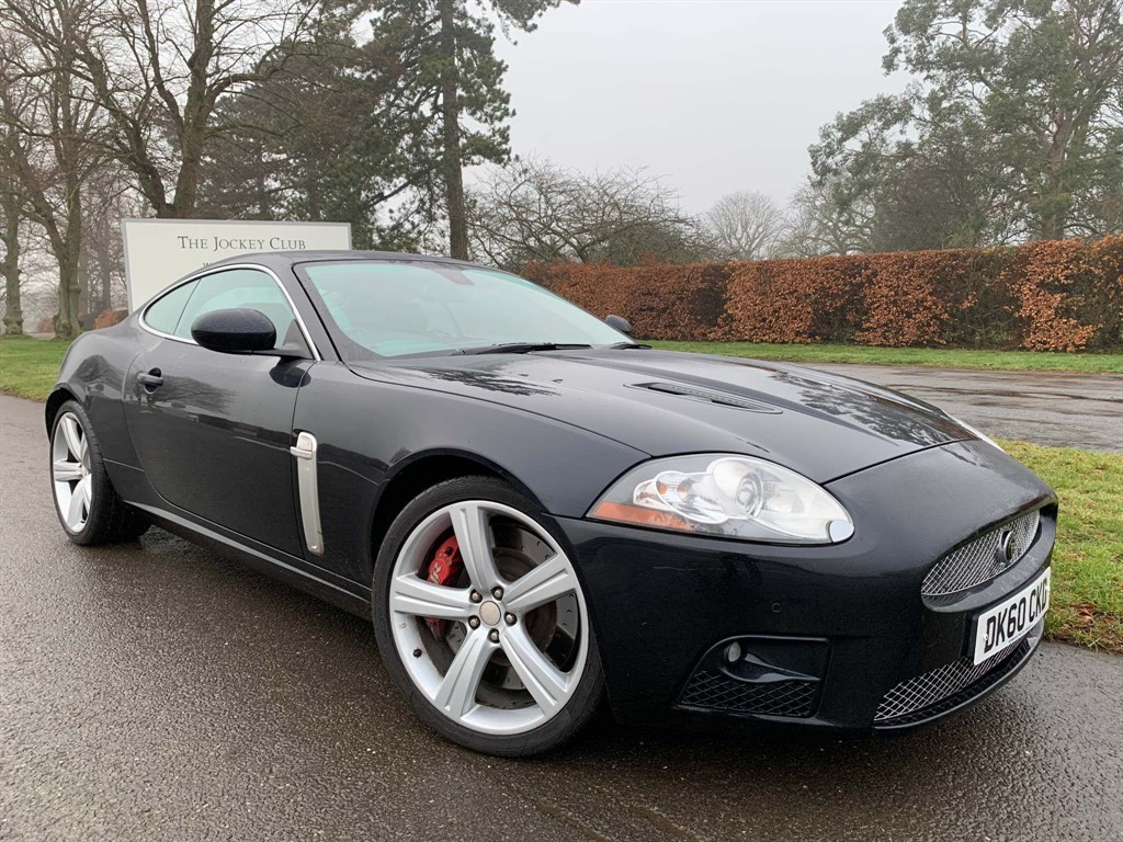 used Jaguar XKR Supercharged Coupe in newmarket-suffolk