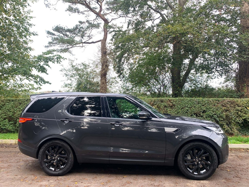 used Land Rover  SD V6 HSE Auto 4WD EU6 (s/s) in newmarket-suffolk