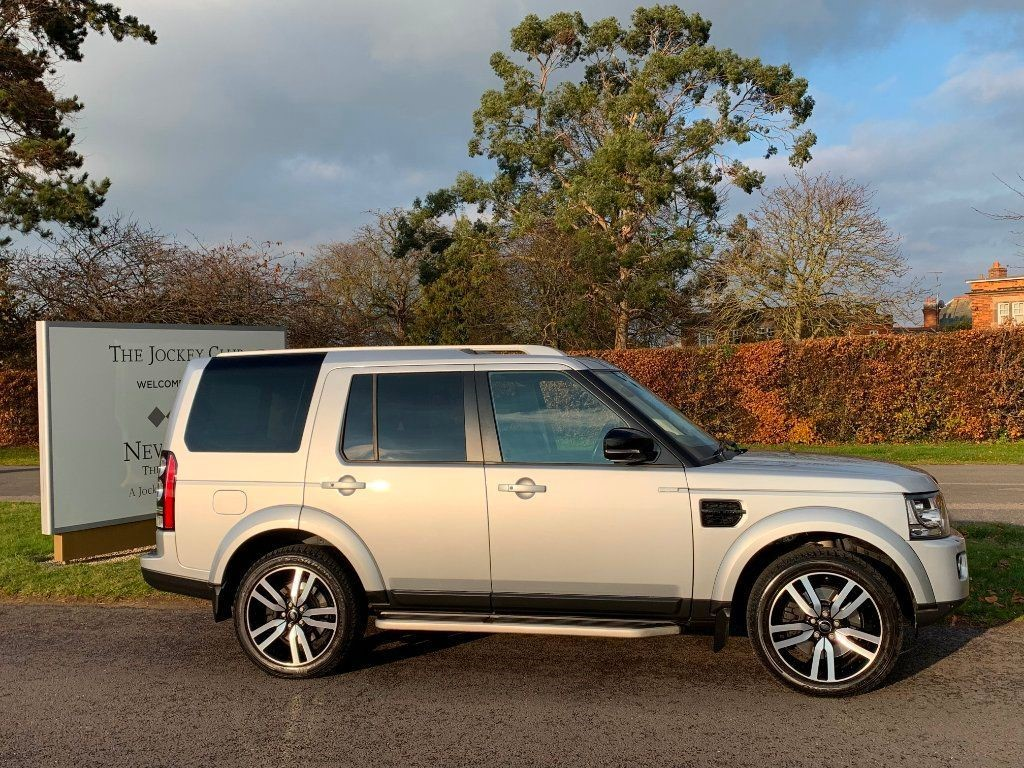 used Land Rover Discovery 4 SD V6 Landmark (s/s) 5dr in newmarket-suffolk