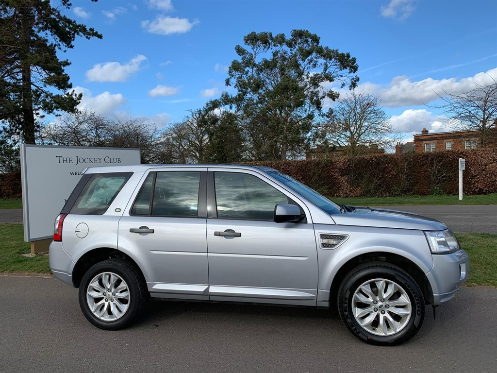used Land Rover Freelander 2 SD4 HSE 4X4 5dr in newmarket-suffolk