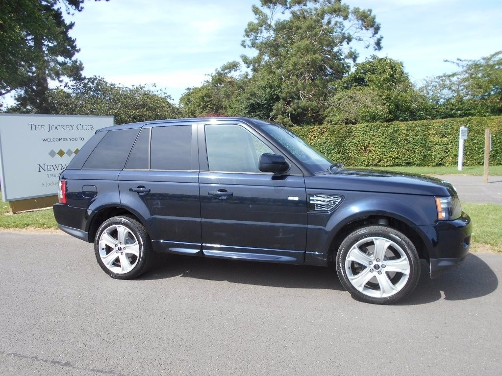 used Land Rover Range Rover Sport SD V6 HSE (Luxury Pack) Station Wagon 4x4 5dr in newmarket-suffolk