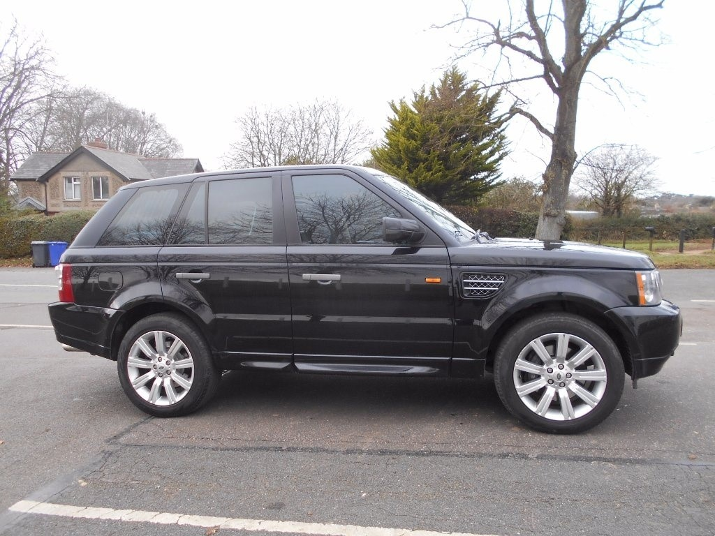land rover range rover sport v8 supercharged hse 5dr for sale newmarket suffolk newmarket. Black Bedroom Furniture Sets. Home Design Ideas