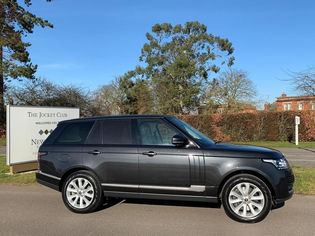 used Land Rover Range Rover TD V6 Vogue 4X4 (s/s) 5dr in newmarket-suffolk