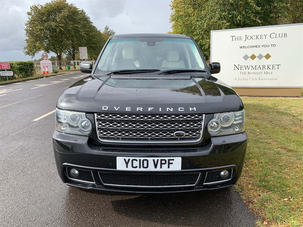 used Land Rover Range Rover TD V8 Vogue 5dr in newmarket-suffolk