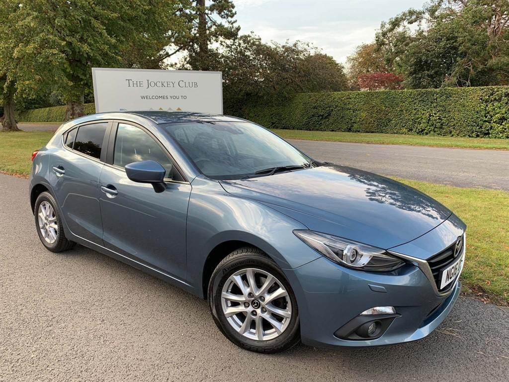 used Mazda Mazda3 SKYACTIV-G SE-L Nav 5dr in newmarket-suffolk