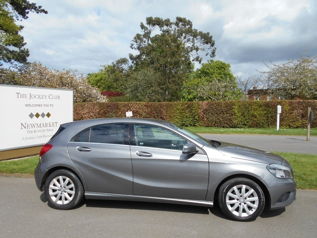 used Mercedes A180 CDI A Class SE 7G-DCT 5dr in newmarket-suffolk