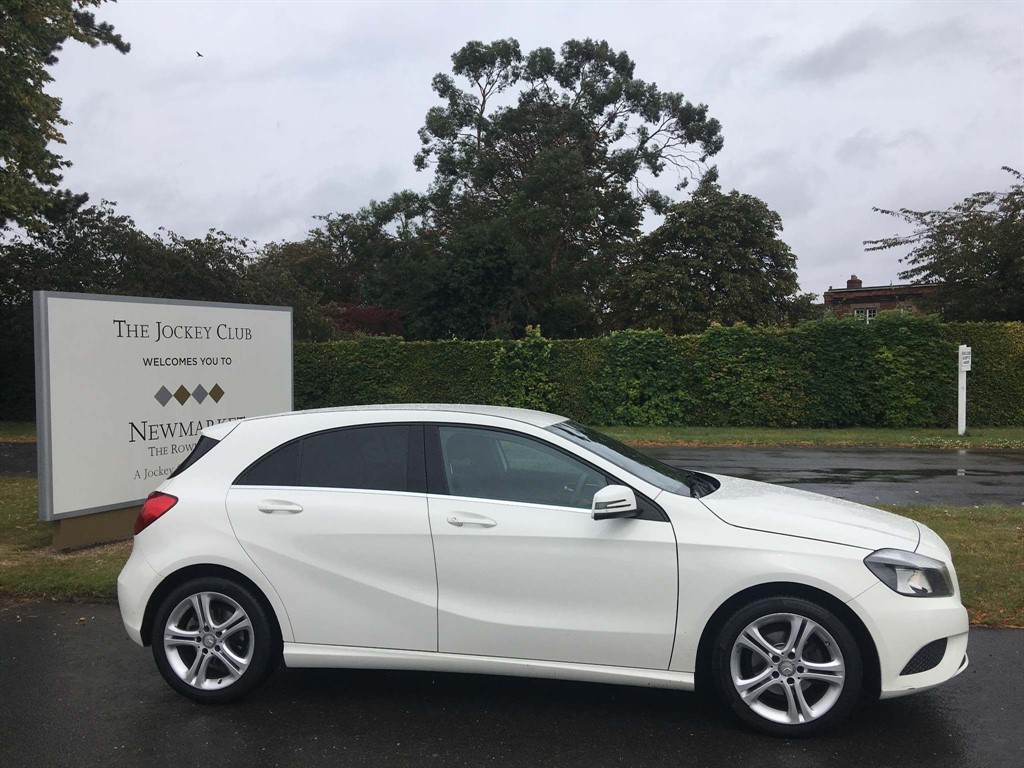 used Mercedes A180 CDI A Class Sport Edition 5dr (E6) in newmarket-suffolk