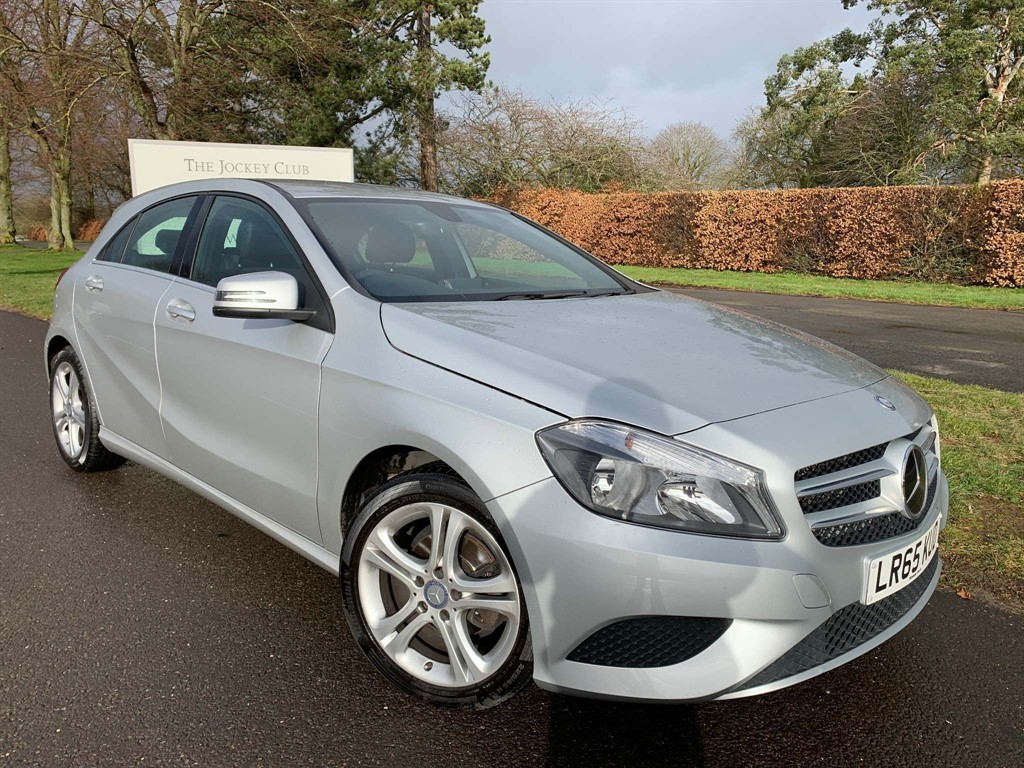 used Mercedes A180 CDI Sport Edition 7G-DCT (E6) in newmarket-suffolk