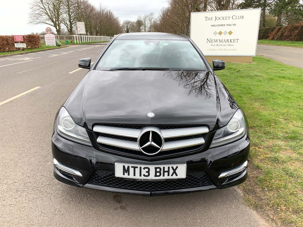 used Mercedes C220 CDI BlueEFFICIENCY AMG Sport 7G-Tronic Plus (COMAND) in newmarket-suffolk