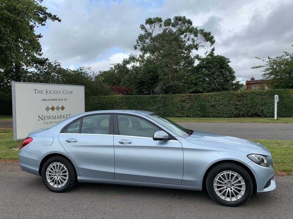 used Mercedes C220 C Class CDI BlueTEC SE (s/s) 4dr in newmarket-suffolk