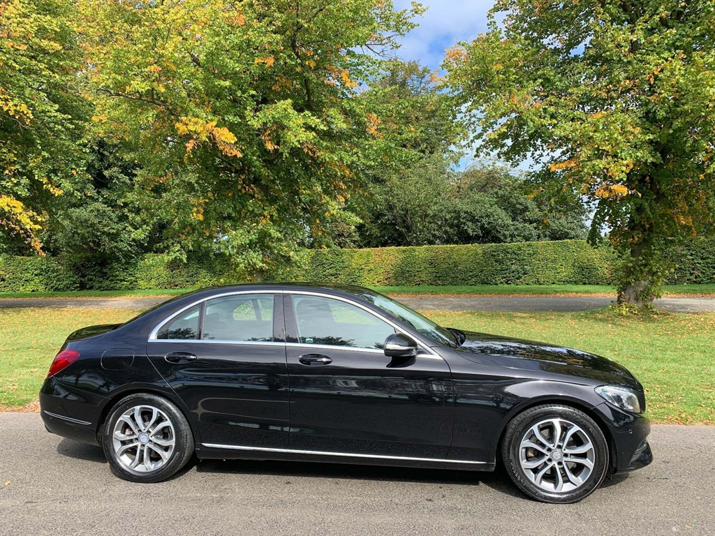 used Mercedes C220 CDI BlueTEC Sport G-Tronic+ (s/s) in newmarket-suffolk