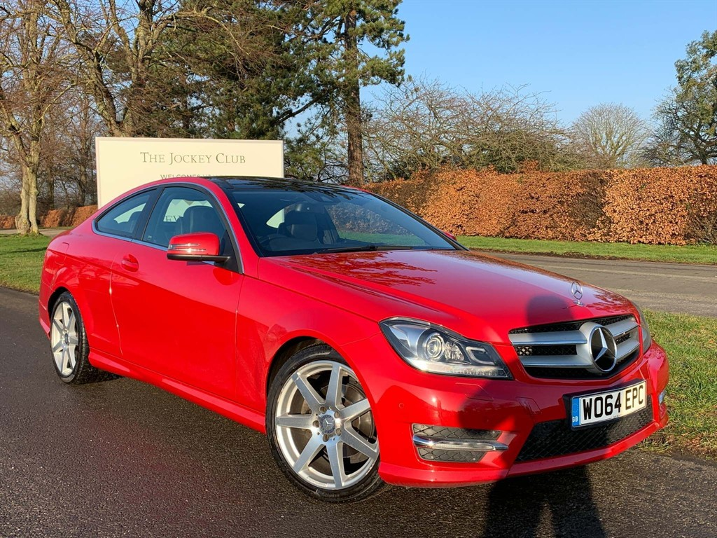 used Mercedes C250 CDI AMG Sport Edition (Premium Plus) 7G-Tronic Plus in newmarket-suffolk