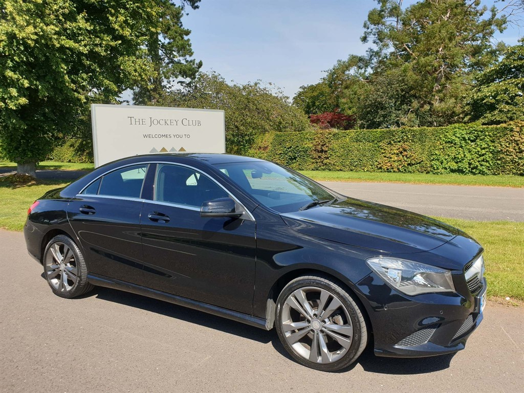 used Mercedes CLA200 Sport (s/s) in newmarket-suffolk