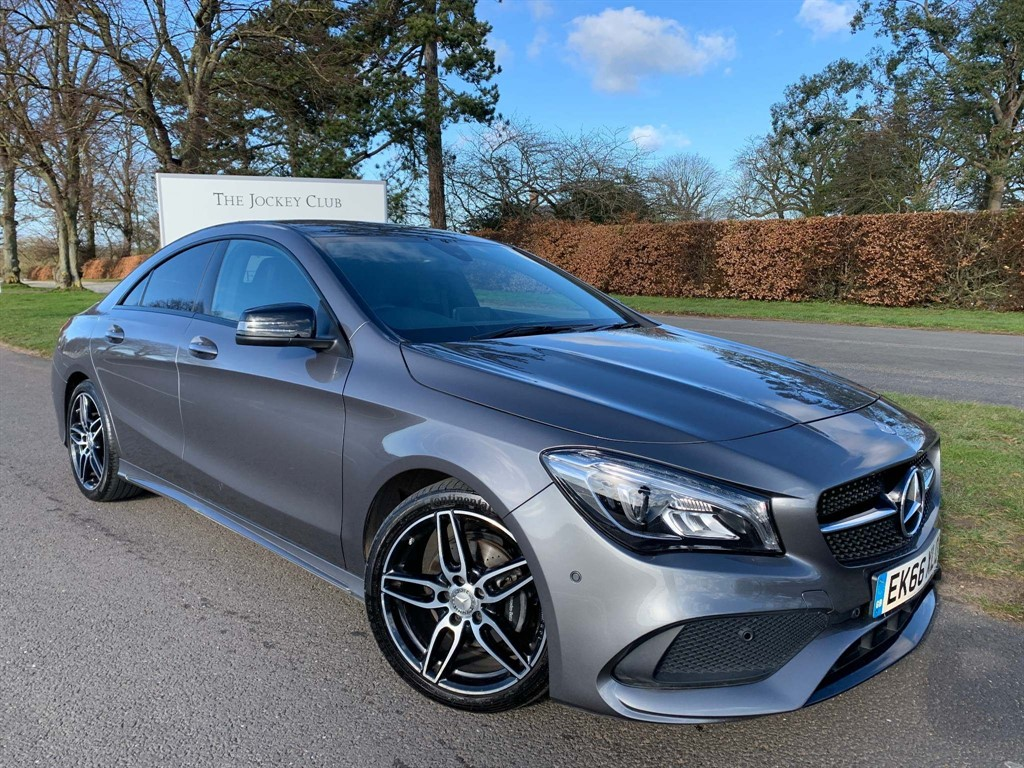 used Mercedes CLA200 AMG Line (s/s) in newmarket-suffolk