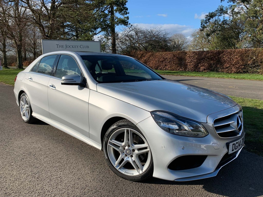 used Mercedes E200 AMG Sport 7G-Tronic Plus in newmarket-suffolk