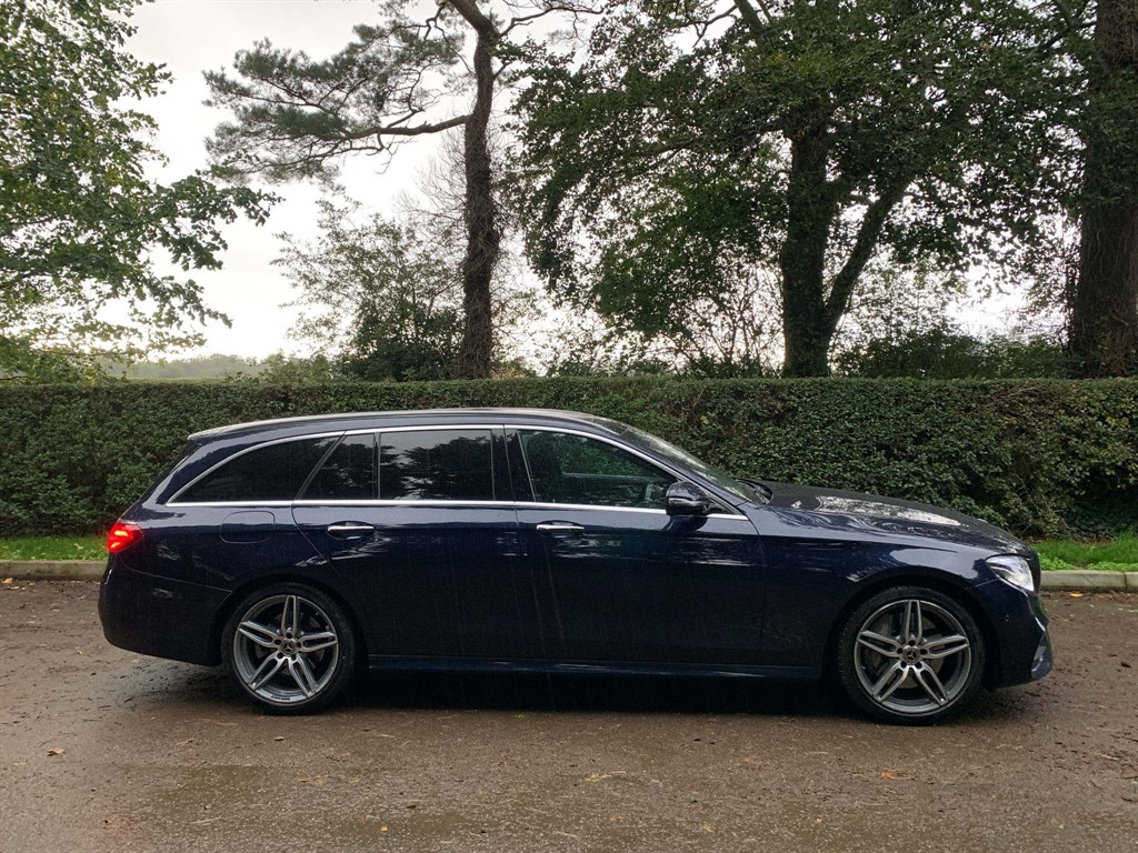used Mercedes E350 V6 AMG Line (Premium Plus) G-Tronic+ (s/s) in newmarket-suffolk