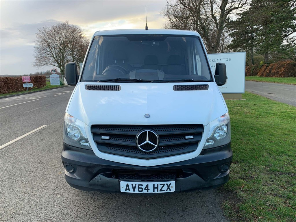 used Mercedes Sprinter CDI 313 High Roof MWB in newmarket-suffolk