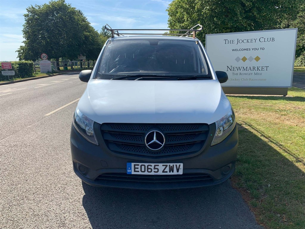 used Mercedes Vito 111 Pure L3 5dr in newmarket-suffolk