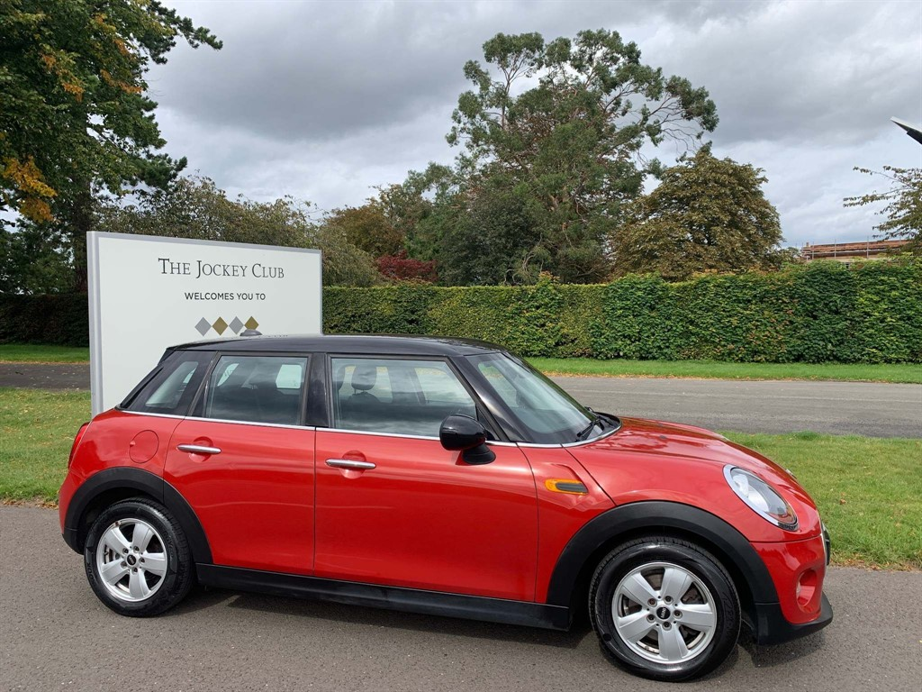 used MINI Cooper D (s/s) in newmarket-suffolk