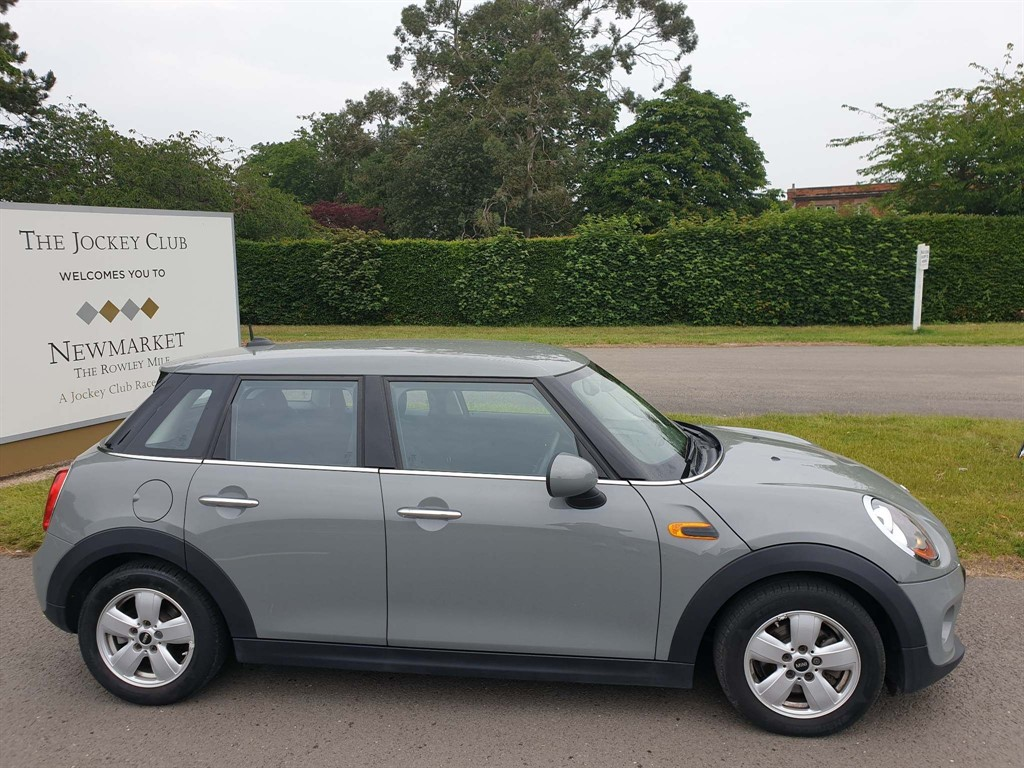 used MINI Cooper Auto (s/s) in newmarket-suffolk