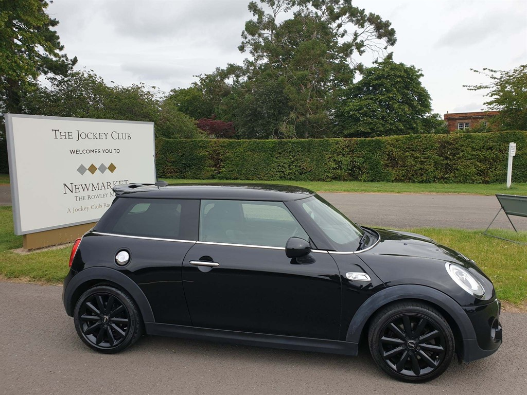 used MINI Cooper S (s/s) in newmarket-suffolk