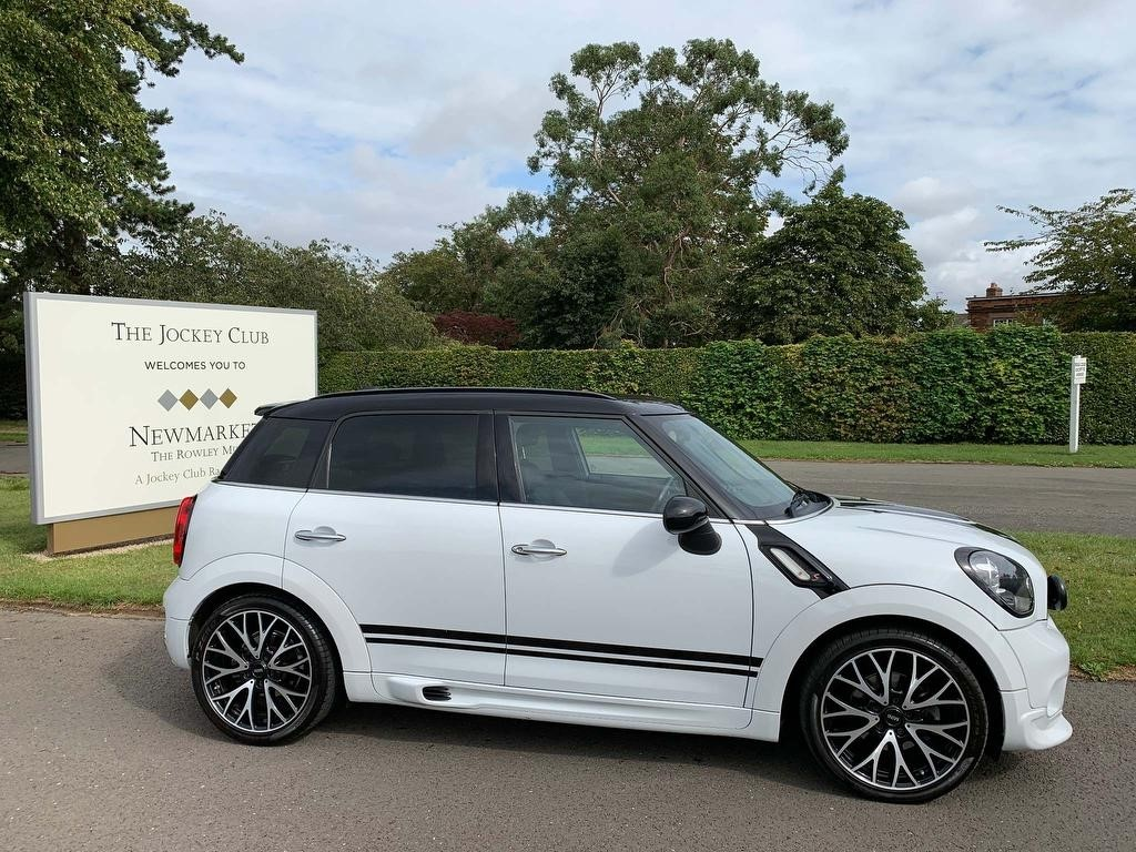 used MINI Countryman Cooper SD ALL4 5dr in newmarket-suffolk