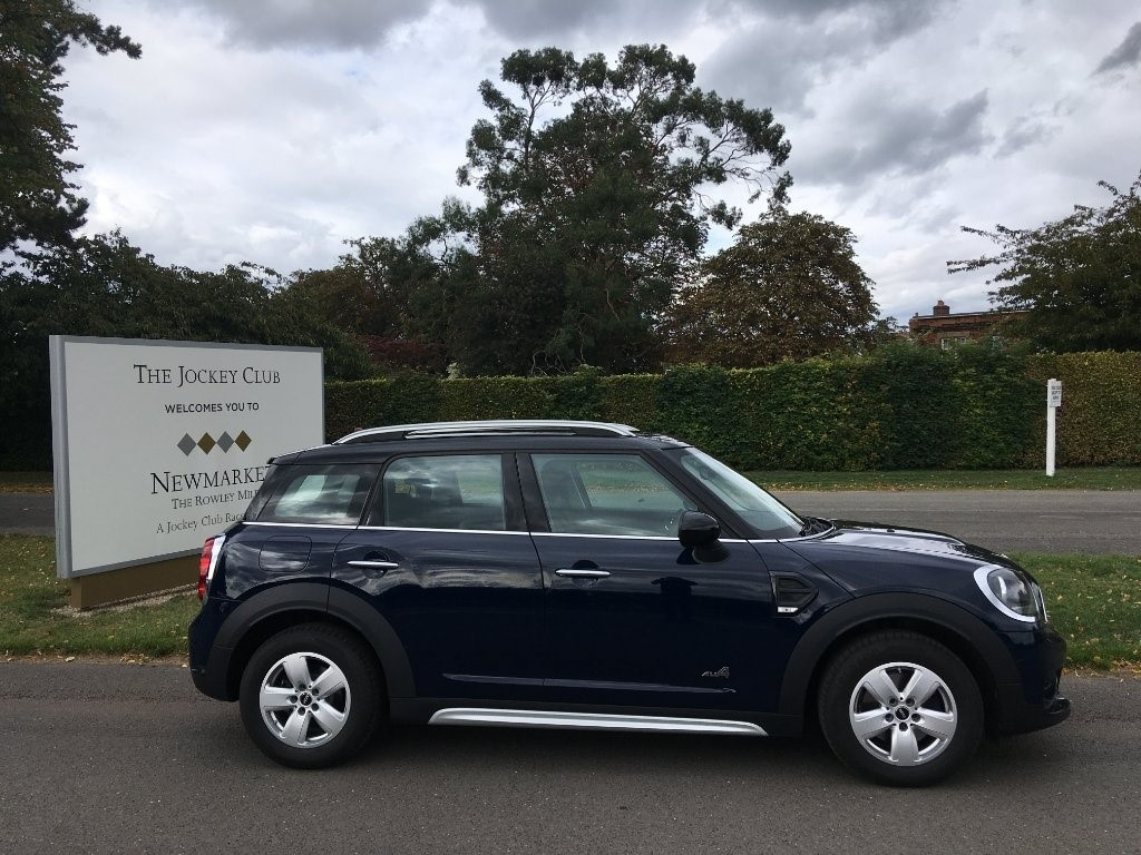 used MINI Countryman Cooper ALL4 (s/s) 5dr in newmarket-suffolk