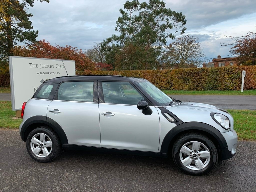 used MINI Countryman Cooper 5dr in newmarket-suffolk