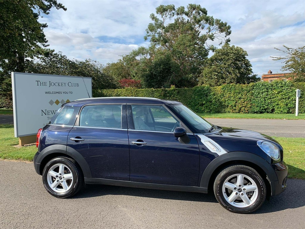 used MINI Countryman Cooper (Pepper) 5dr in newmarket-suffolk