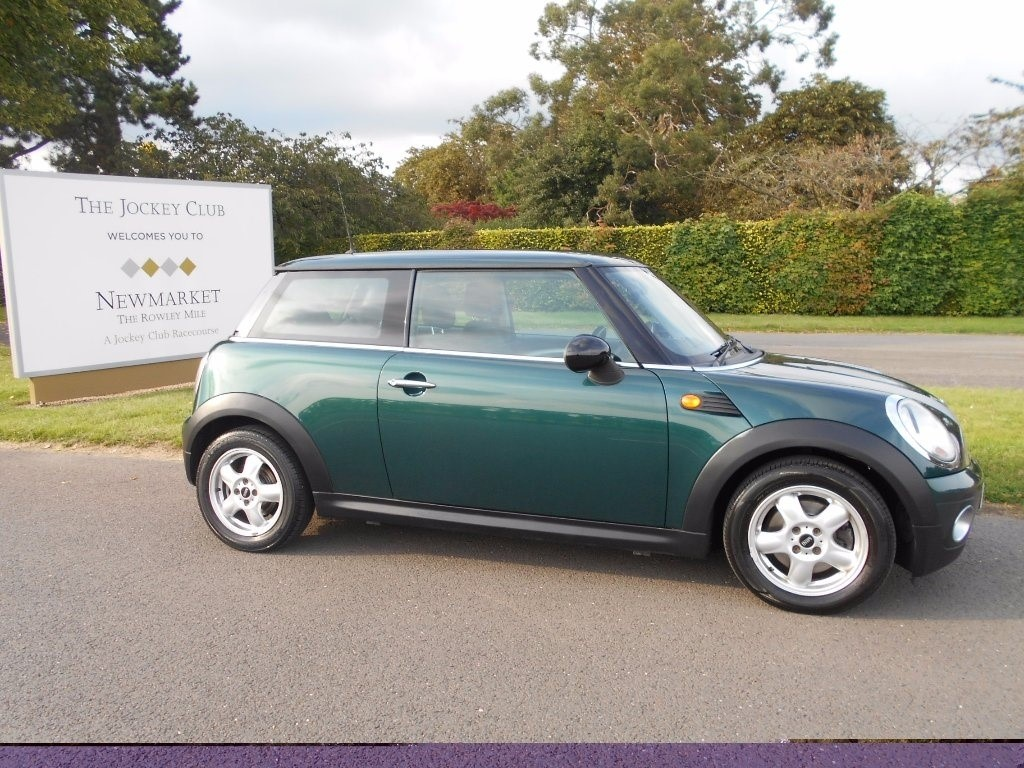 Mini Hatch One 3dr For Sale Newmarket Suffolk