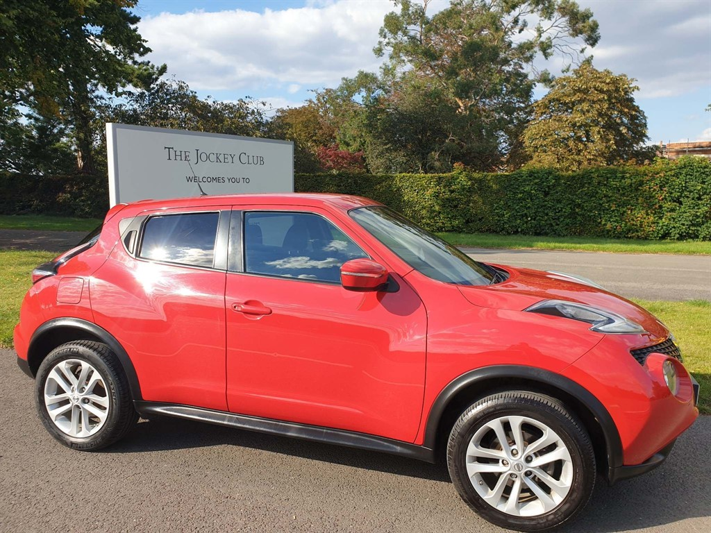 used Nissan Juke 8v Acenta Premium (s/s) in newmarket-suffolk
