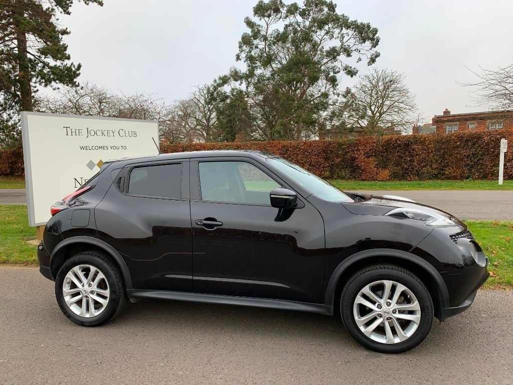 used Nissan Juke DIG-T Acenta Premium (s/s) 5dr in newmarket-suffolk