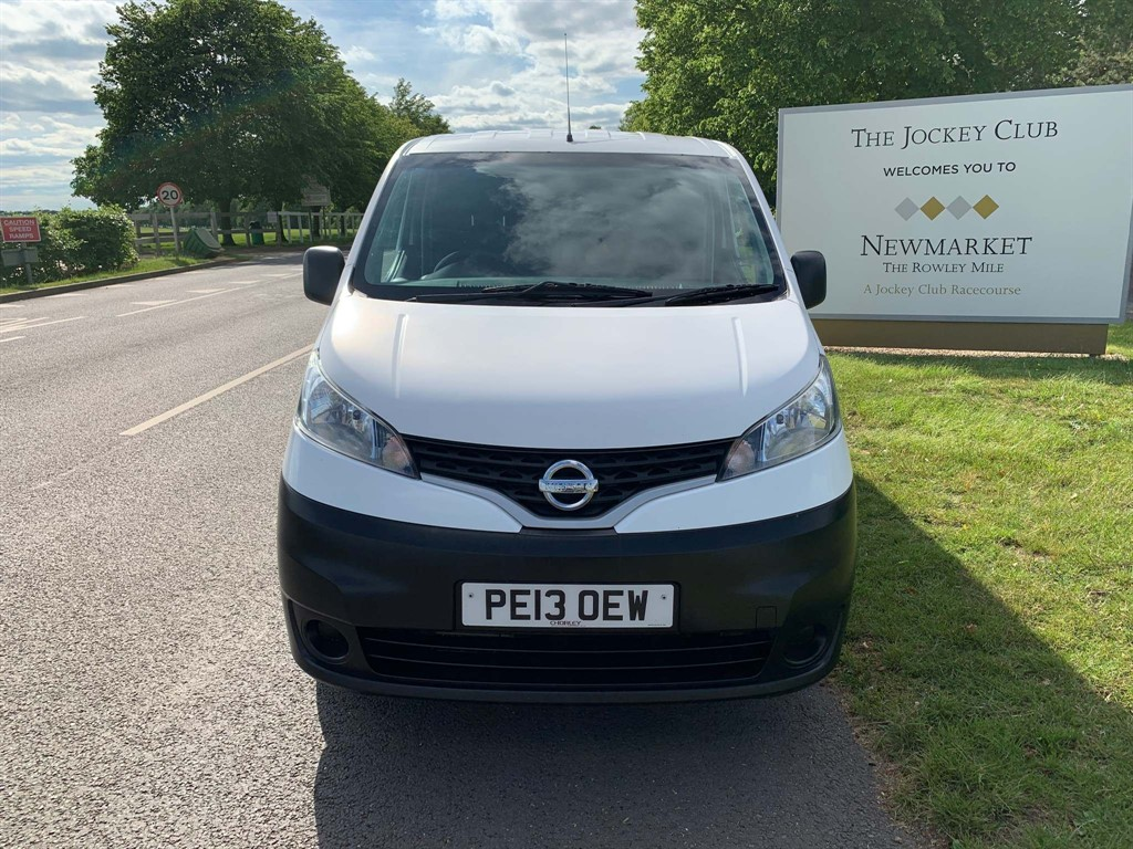 used Nissan NV200 dCi SE 5dr in newmarket-suffolk