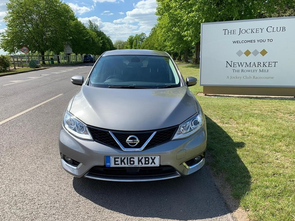 used Nissan Pulsar dCi n-tec (s/s) 5dr in newmarket-suffolk