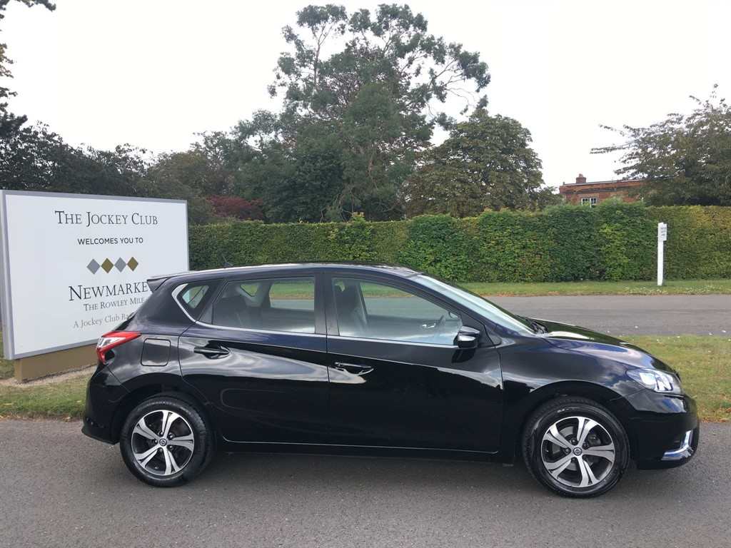 used Nissan Pulsar dCi Acenta (s/s) 5dr in newmarket-suffolk