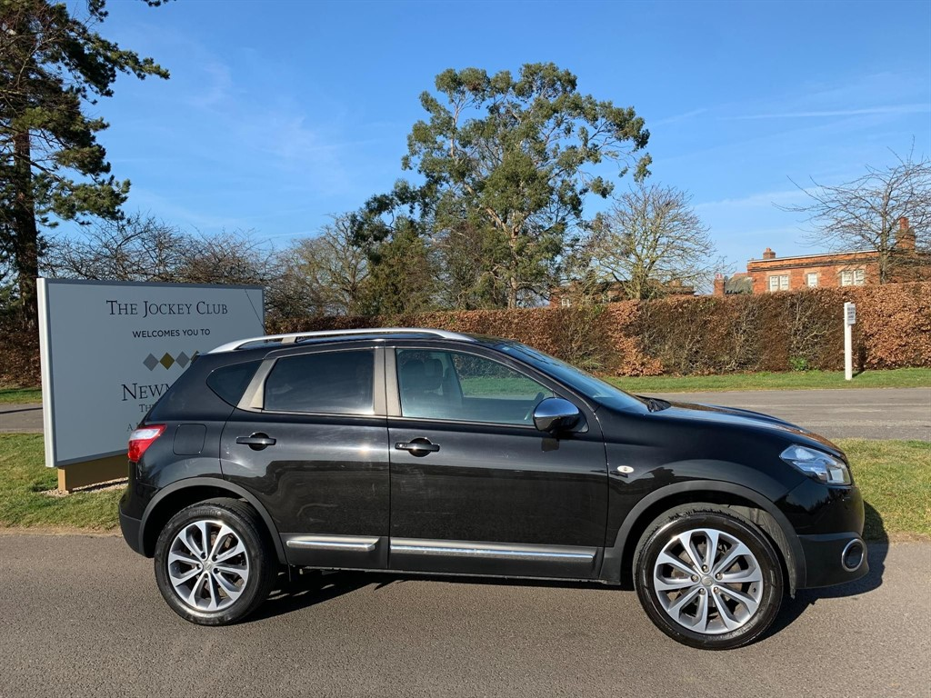 used Nissan Qashqai dCi Tekna 2WD 5dr in newmarket-suffolk