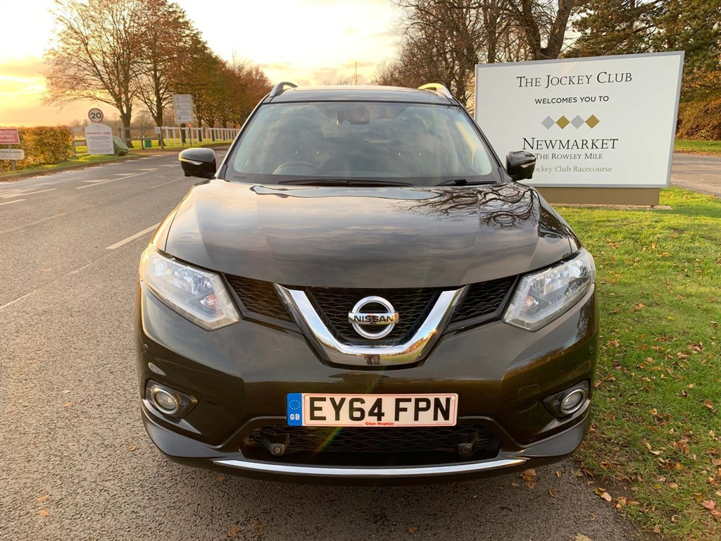 used Nissan X-Trail dCi n-tec (s/s) 5dr in newmarket-suffolk