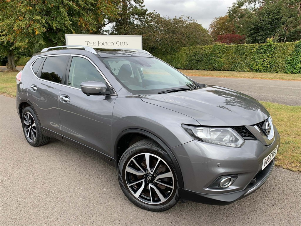 used Nissan X-Trail dCi n-tec 4WD (s/s) 5dr in newmarket-suffolk