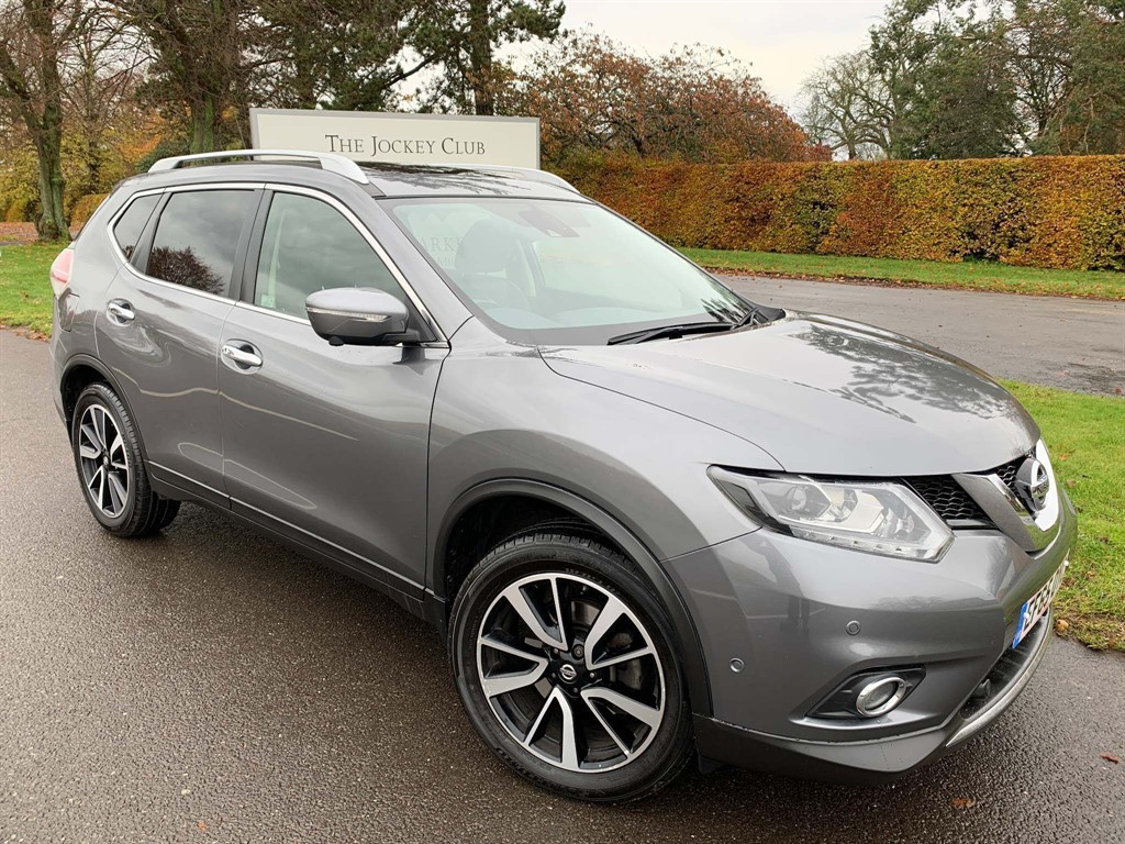 used Nissan X-Trail dCi Tekna (s/s) 5dr in newmarket-suffolk