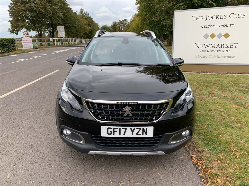 used Peugeot 2008 PureTech Allure in newmarket-suffolk