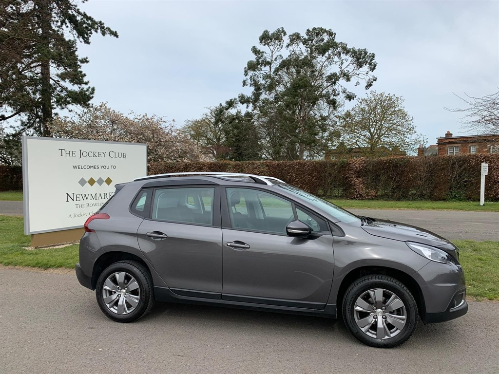 used Peugeot 2008 PureTech Active 5dr in newmarket-suffolk
