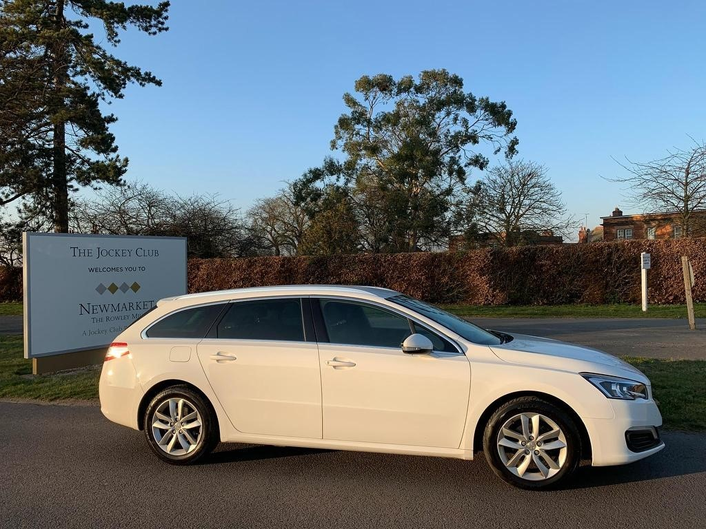 used Peugeot 508 SW BlueHDi Active (s/s) 5dr in newmarket-suffolk